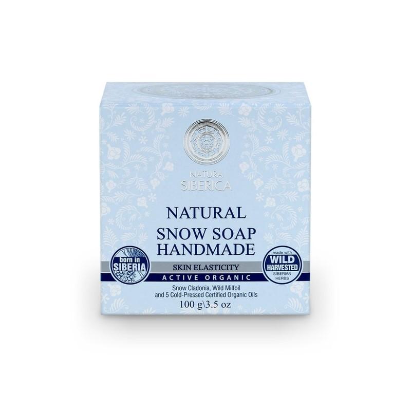Natura Siberica Handmade Natural Snow Soap