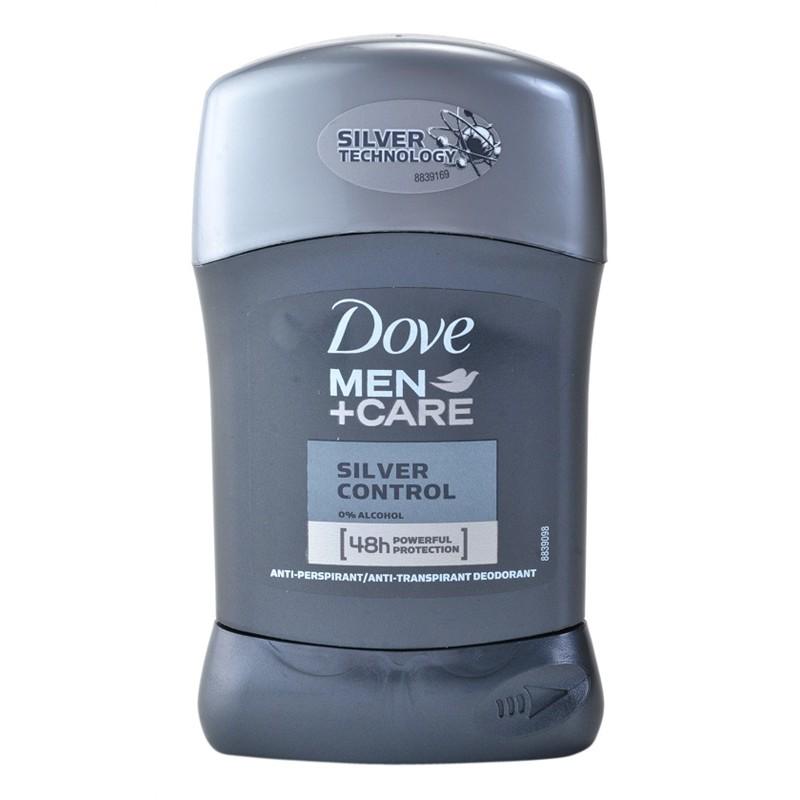 Dove Men +Care Silver Control Deostick