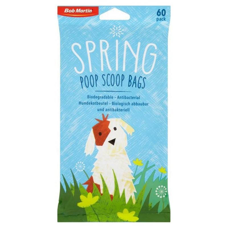 Bob Martin Spring Poop Scoop Bags