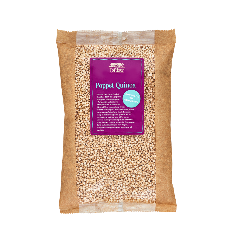 Toftkær Poppet Quinoa