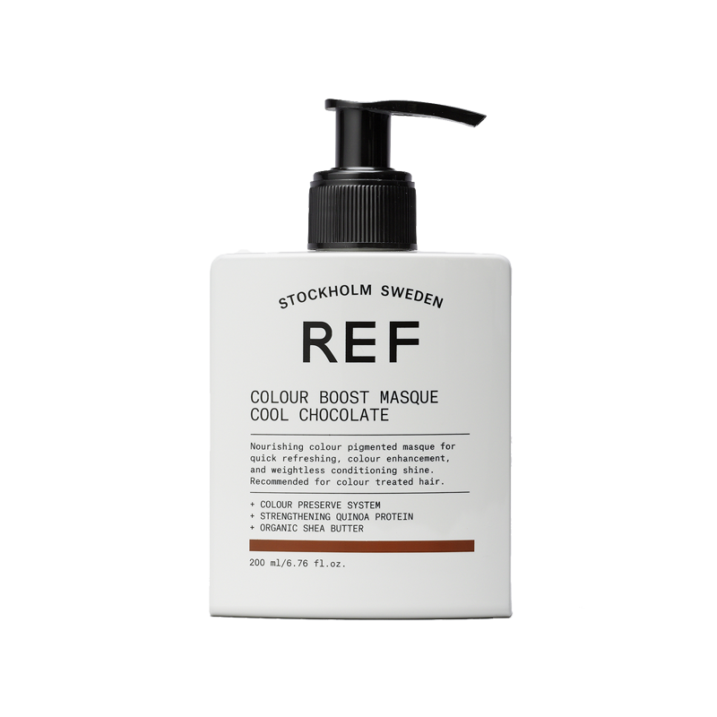 REF Colour Boost Masque Cool Chocolate