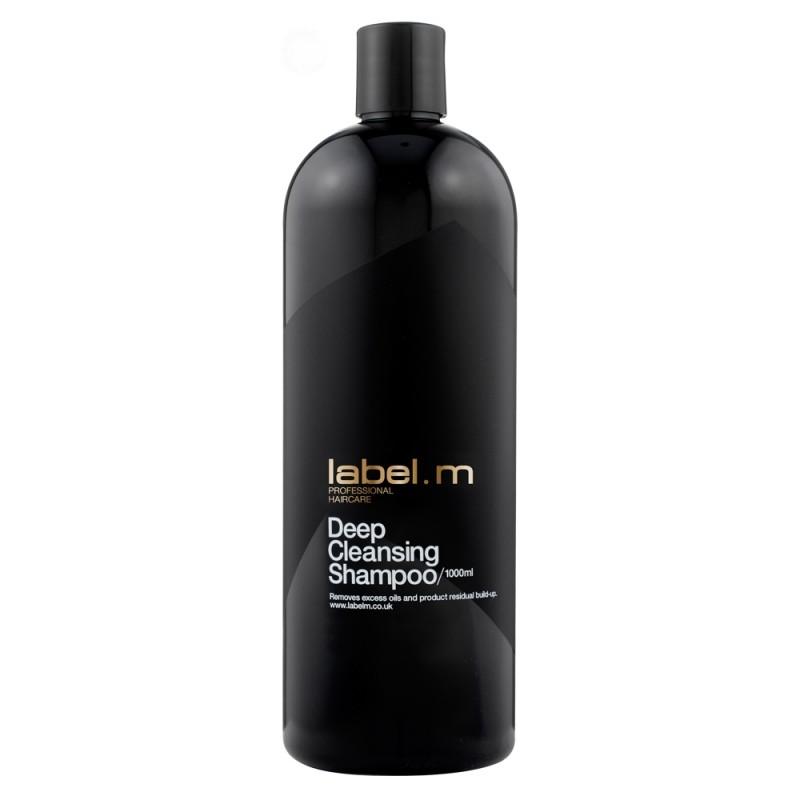 Label.m Deep Cleansing Shampoo