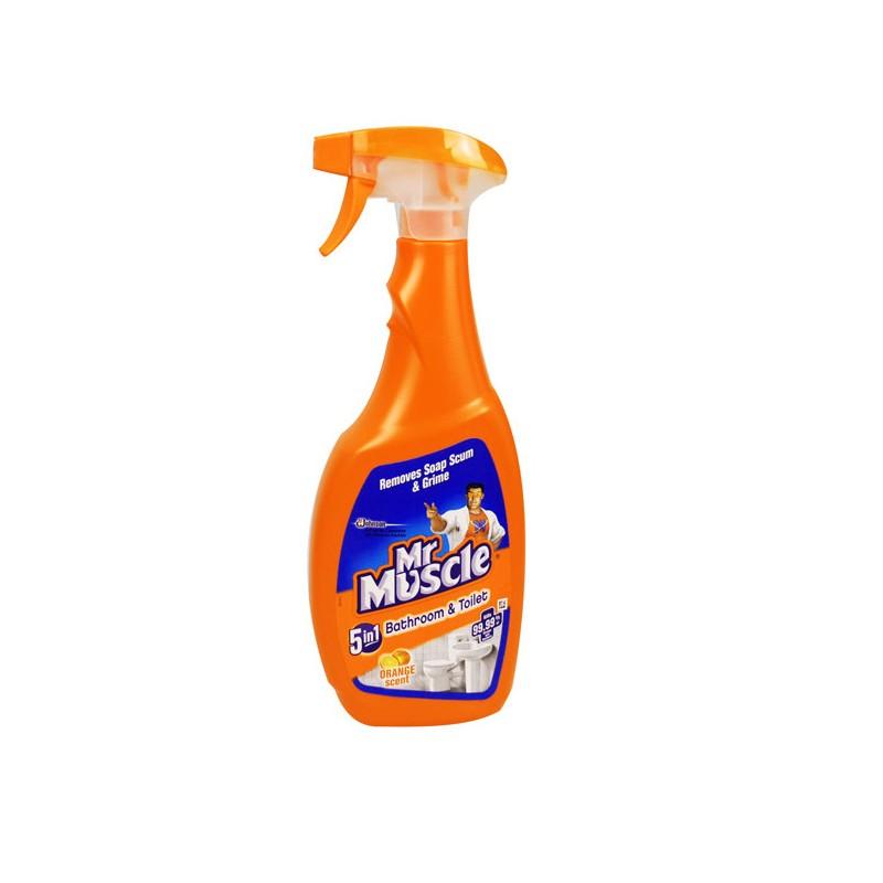 Mr. Muscle Badkamer & Toilet Spray