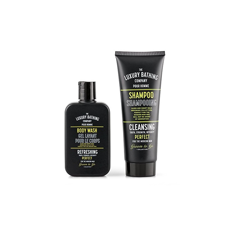 Grace Cole Pour Homme Groom To Go Stand Out Set