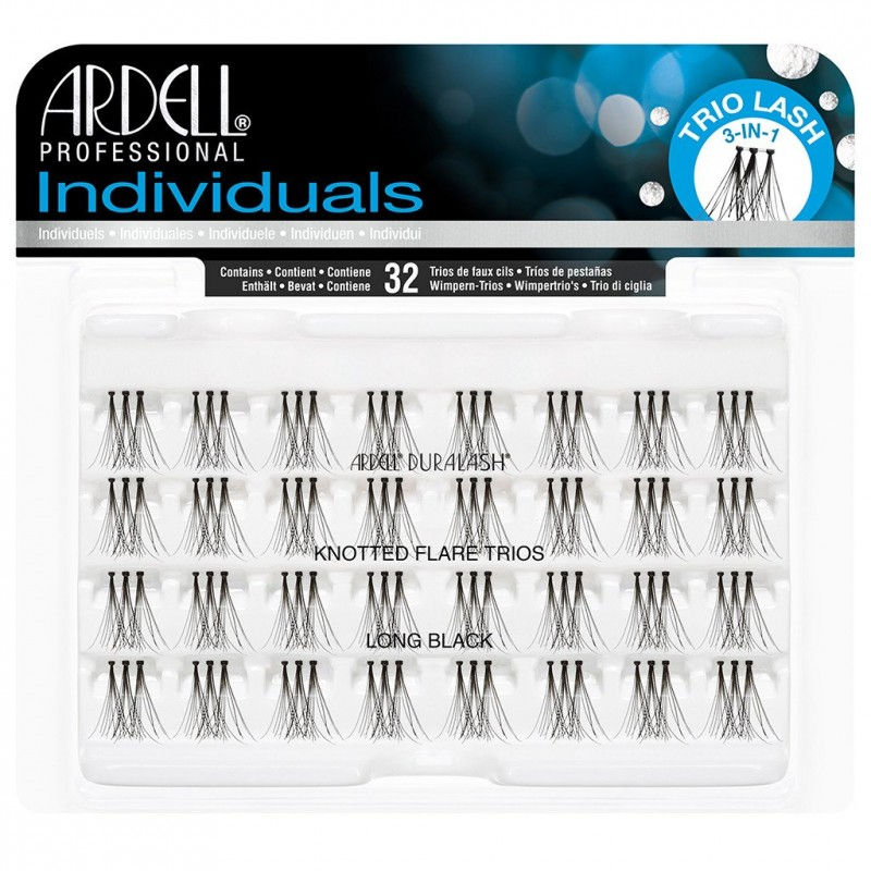 Ardell Individual False Lashes Long Black