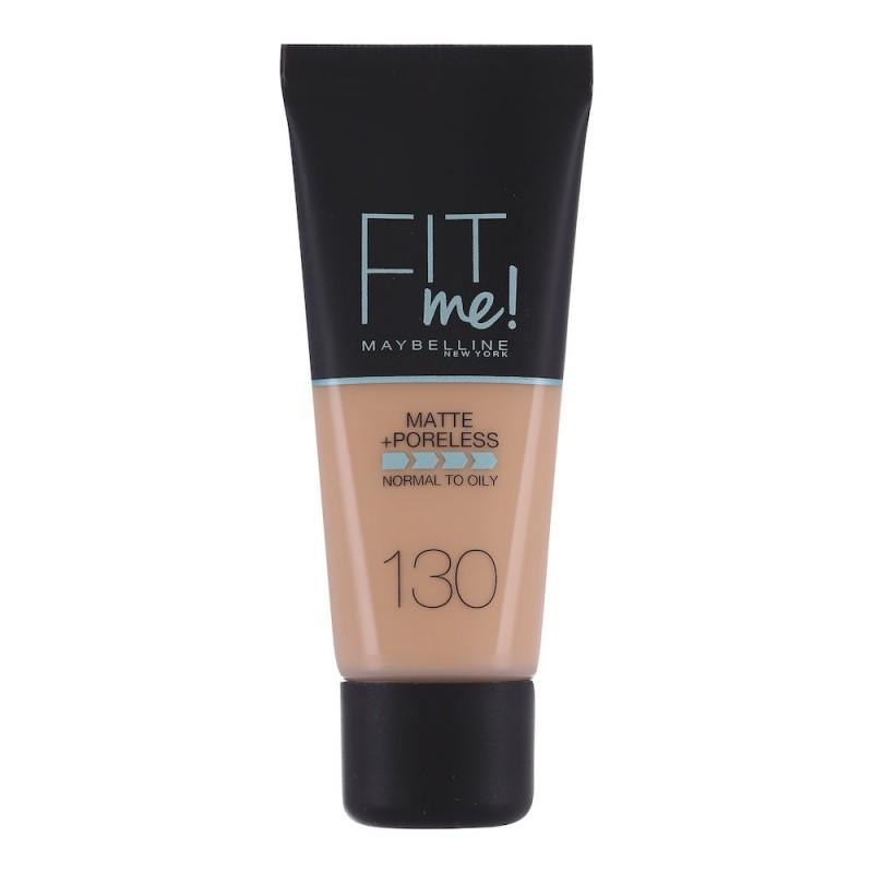 Maybelline Fit Me Matte & Poreless Foundation 130 Buff Beige