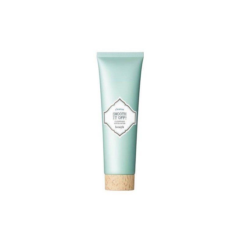 Benefit Smooth It Off! Exfoliating Cleanser