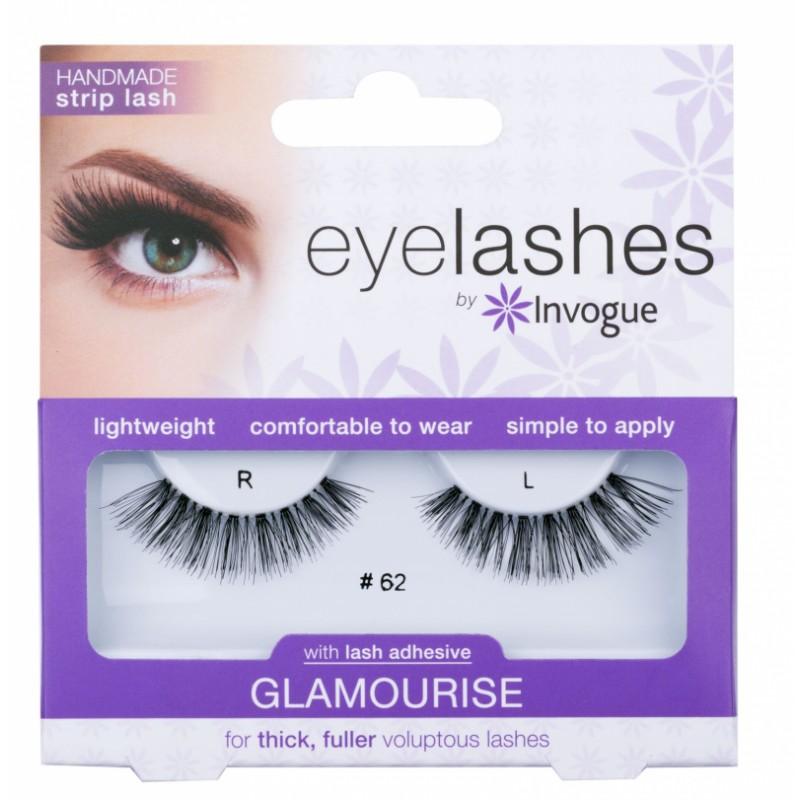 Invogue Eyelashes Glamourise 62
