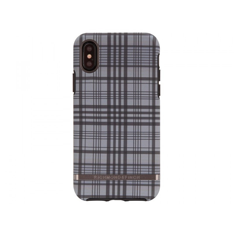 Richmond & Finch Checked iPhone X Case