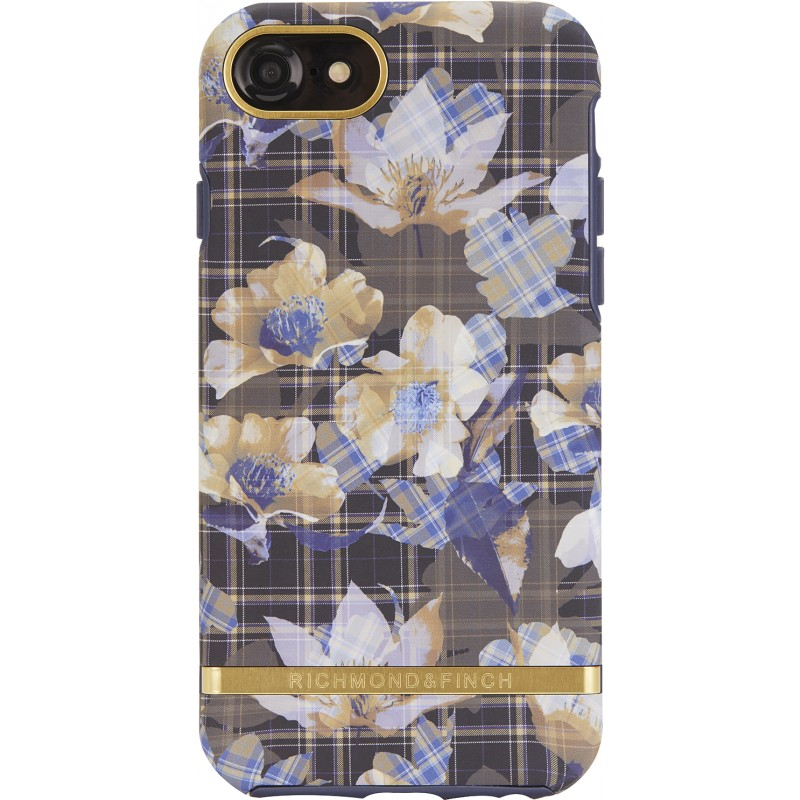 Richmond & Finch Floral Checked Iphone 6/6S/7/8 Case