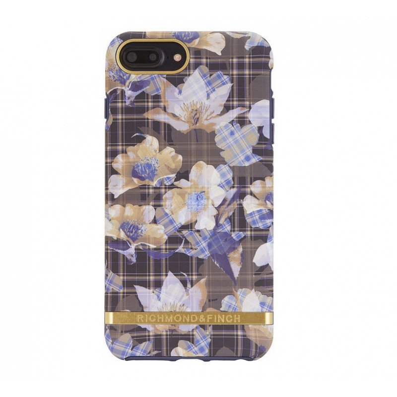 Richmond & Finch Floral Checked Iphone 6/6S/7/8 Plus Case