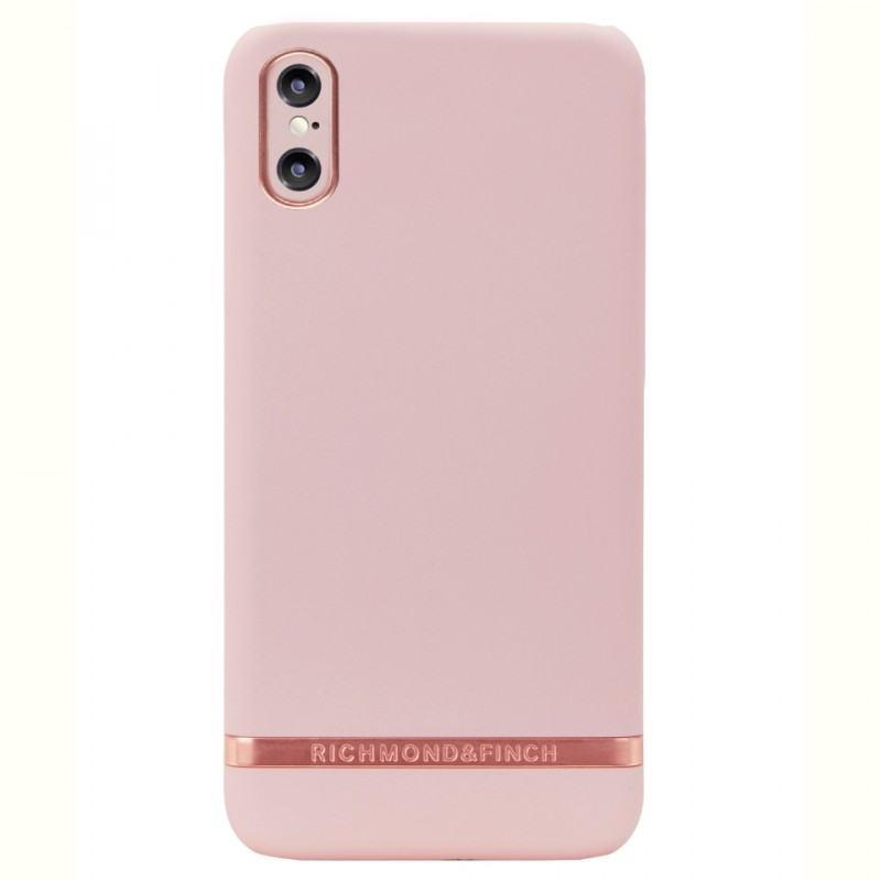 Richmond & Finch Pink Rose iPhone X Case