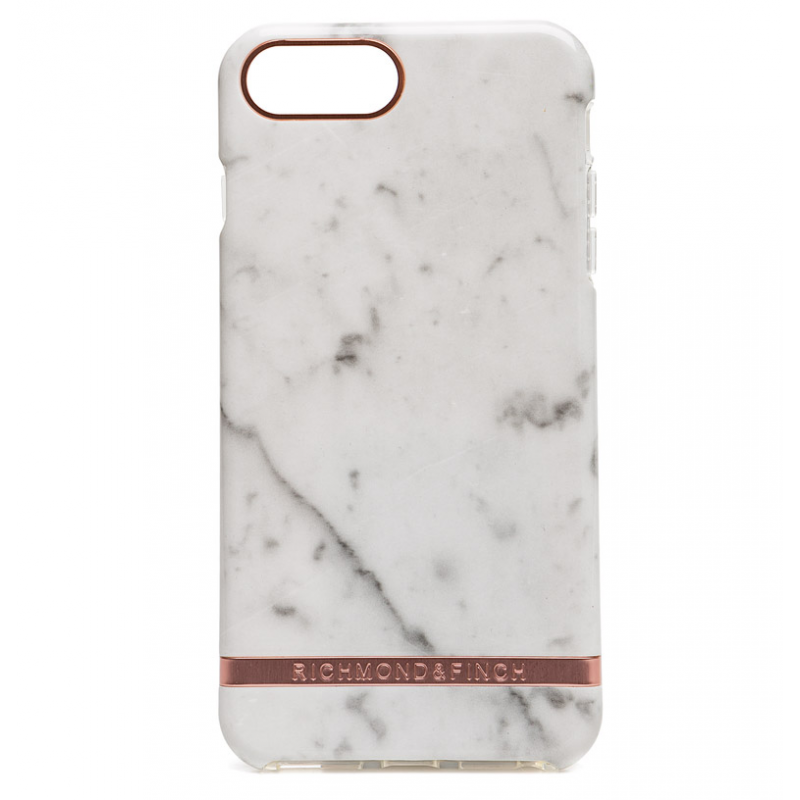 Richmond & Finch White Marble iPhone 6/6S/7/8 Plus Case