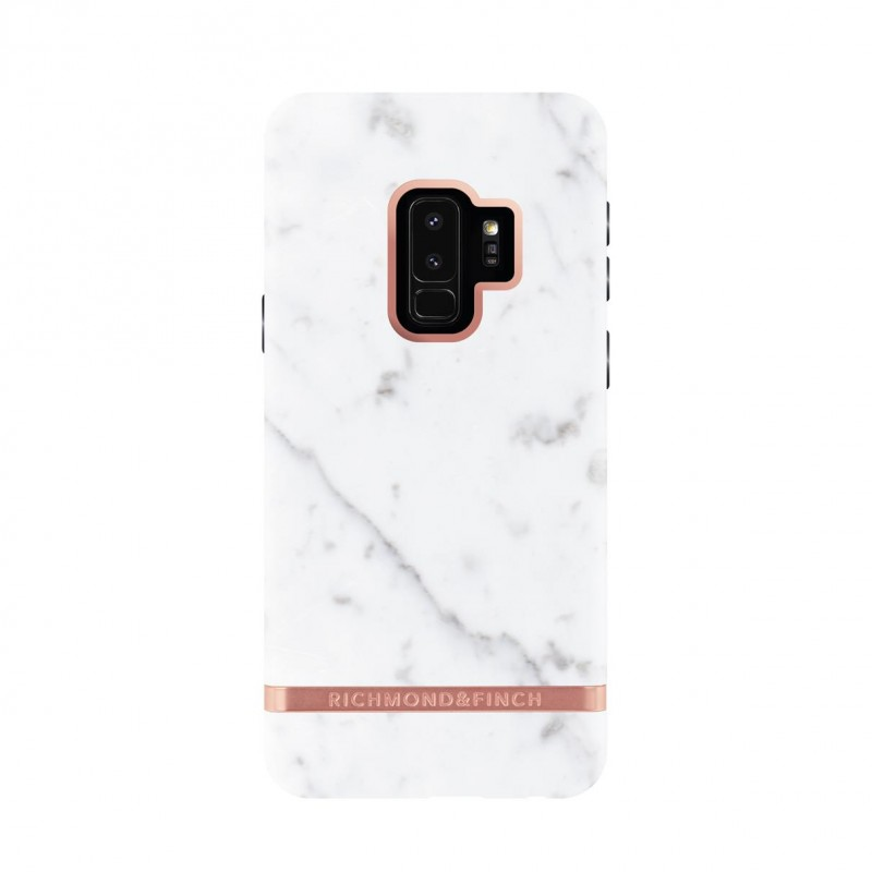 Richmond & Finch White Marble Galaxy S9 Case