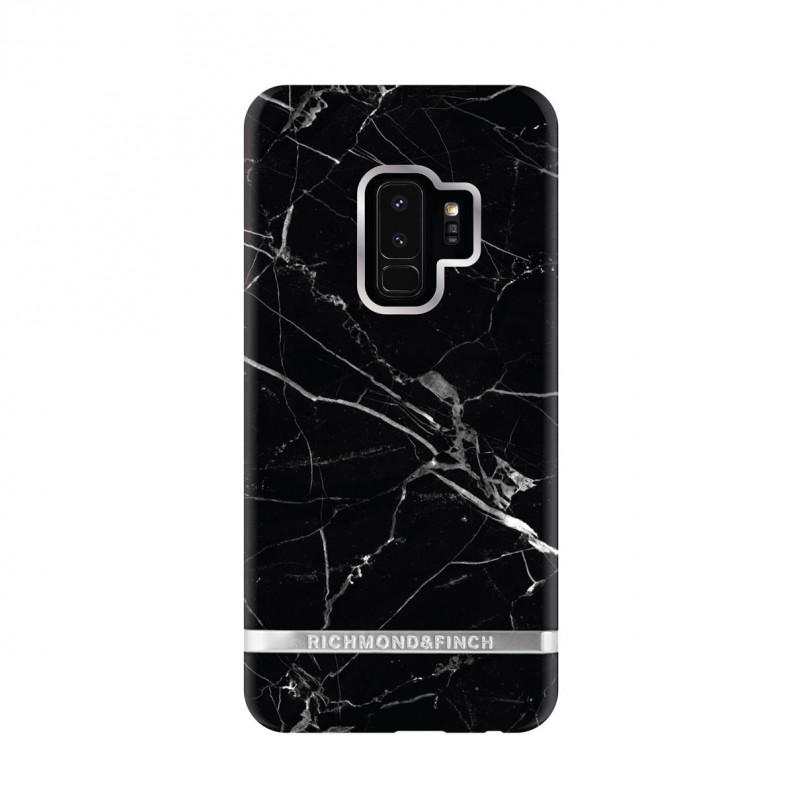 Richmond & Finch Black Marble Galaxy S9 Plus Case