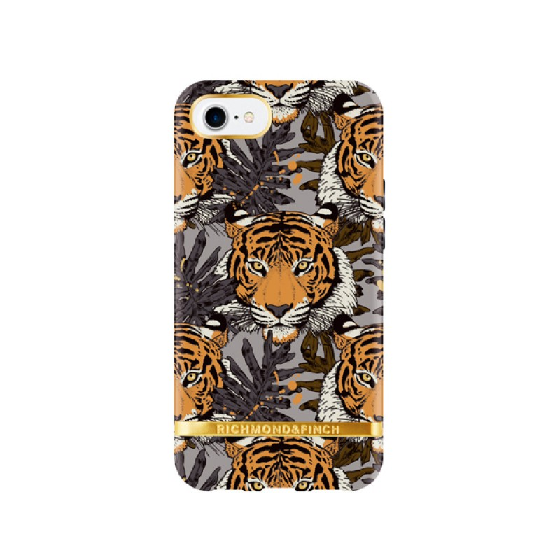 Richmond & Finch Tropical Tiger iPhone 6/6S/7/8 Case