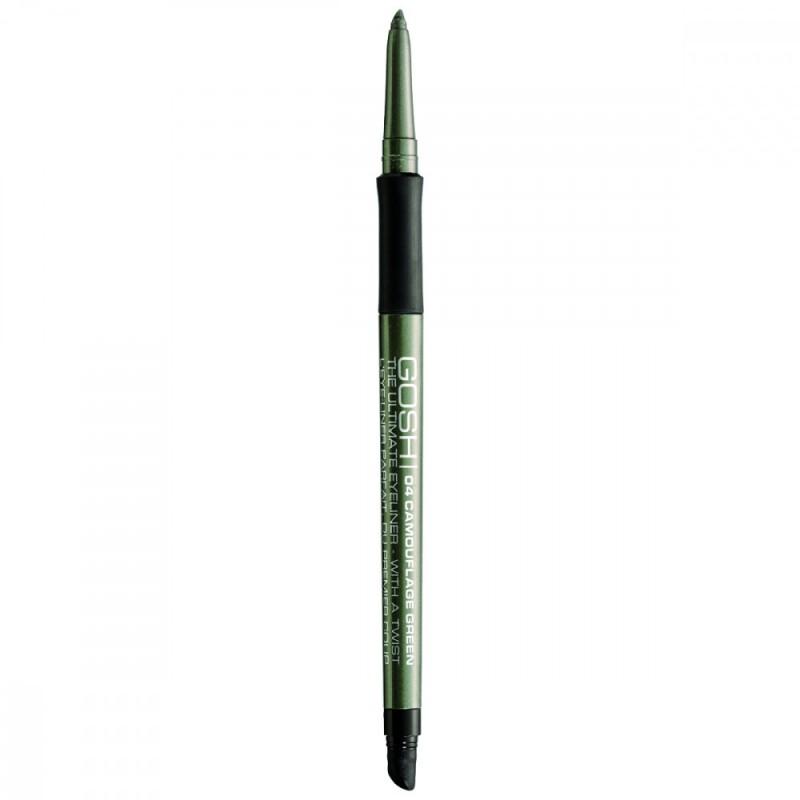 GOSH The Ultimate Eyeliner With A Twist 04 Camouflage