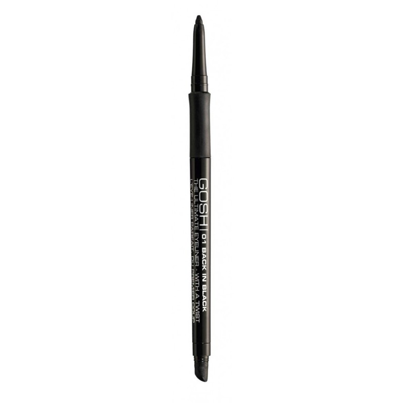 GOSH The Ultimate Eyeliner With A Twist 07 Carbon Black