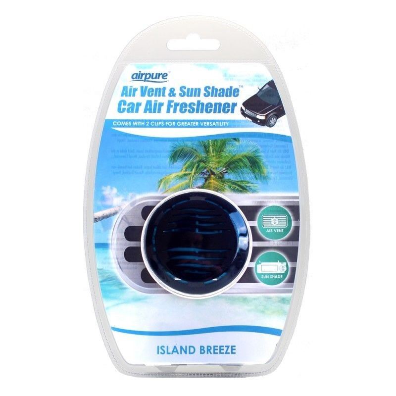 Airpure Air Vent & Sun Shade Car Air Freshener