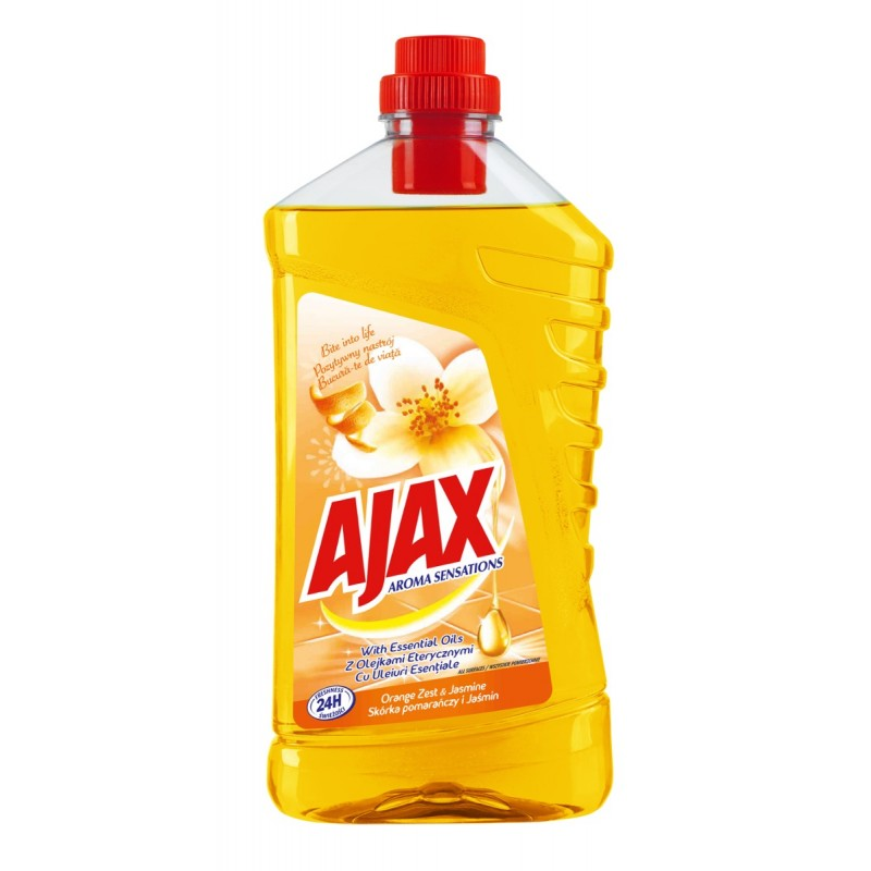 Ajax Multi Usage Cleaner Orange Zest & Jasmine