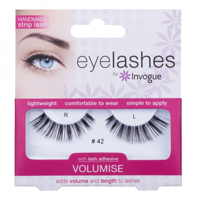 Invogue Eyelashes Volumise 42