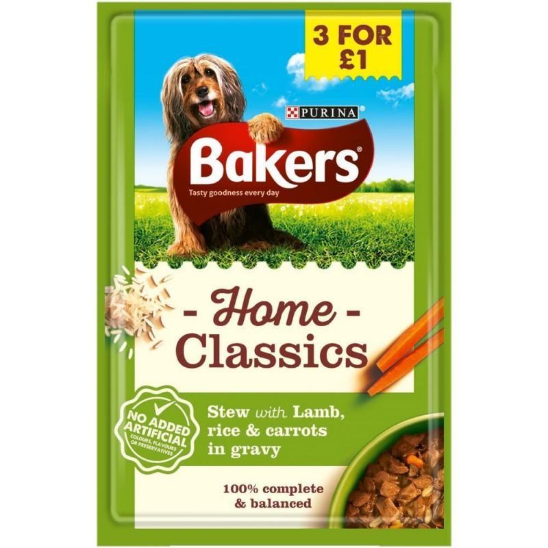 Bakers Home Classics Lamb Casserole In Gravy