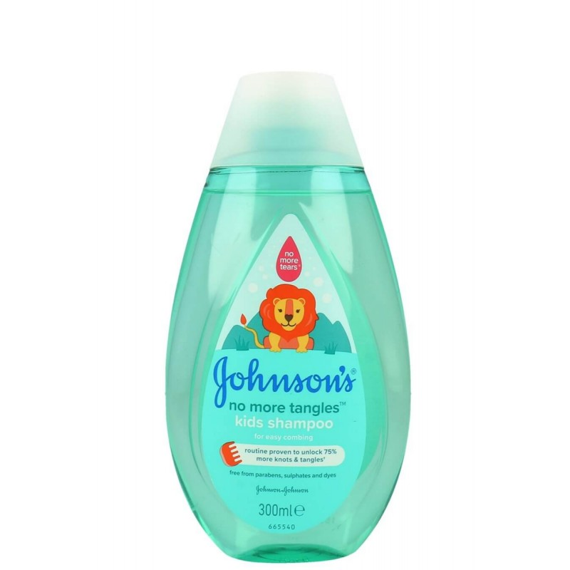 Johnson's Baby Shampoo No More Tangles