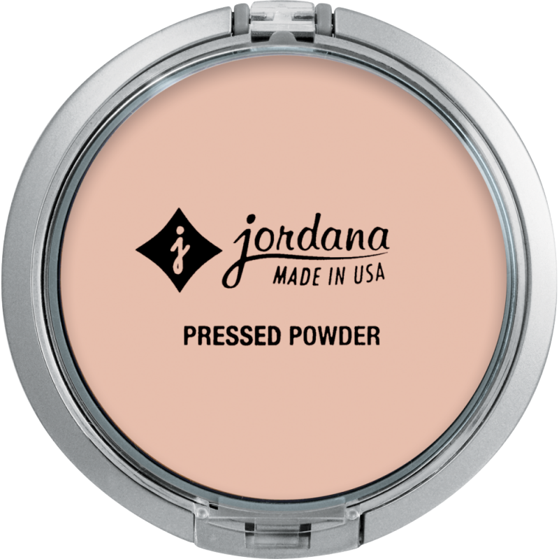 Jordana Perfect Pressed Powder 02 Natural