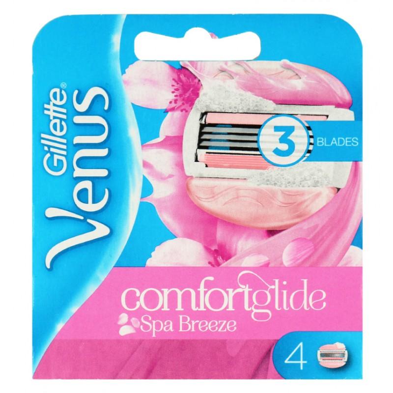 Gillette Venus Spa Breeze Barberblade