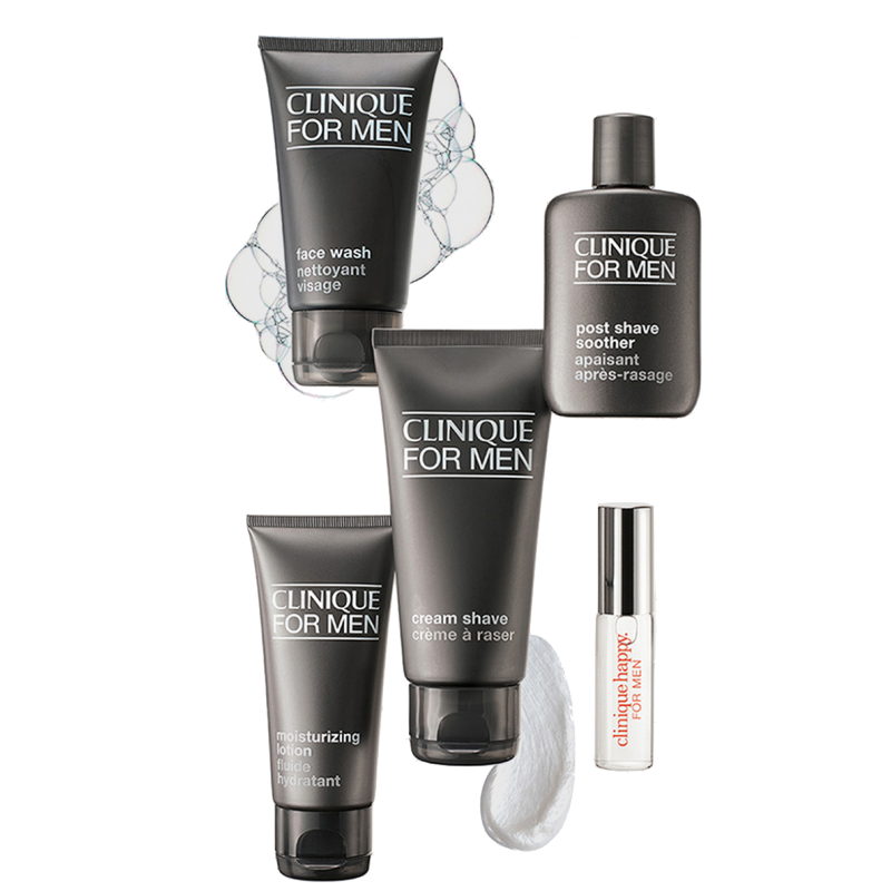 Clinique Men Travel Pro Sett Dry Skin