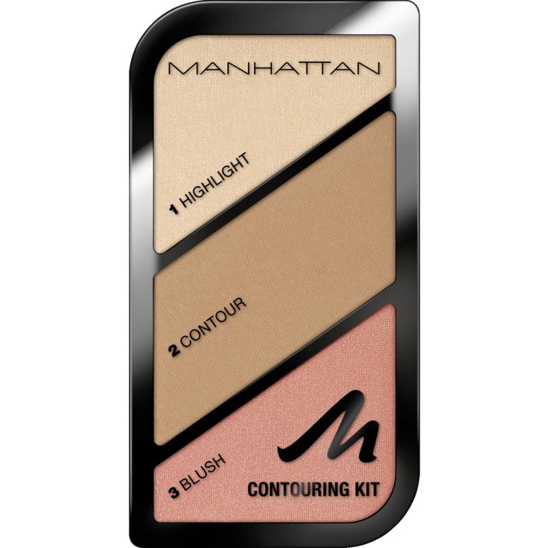 Manhattan Contouring Kit 02 Summer In Barbados