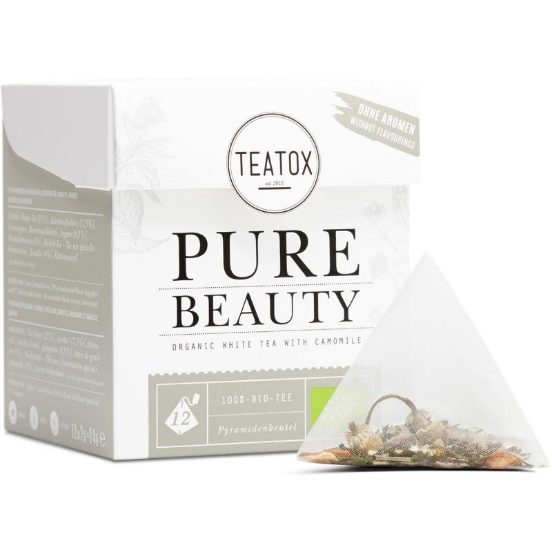 Teatox  Pure Beauty Organic White Tea