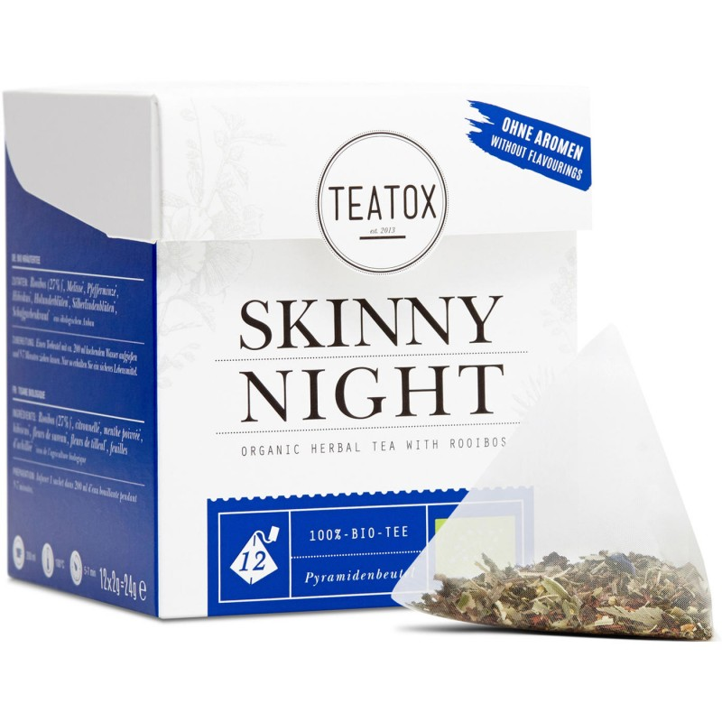 Teatox  Skinny Night Organic Herbal Tea