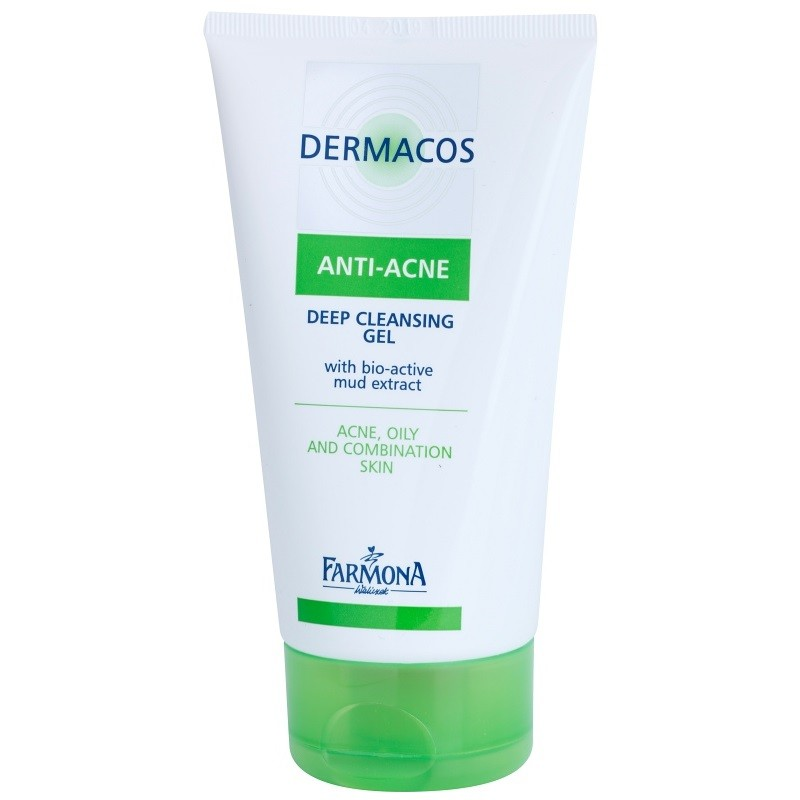 Dermacos Anti-Acne Deep Cleansing Gel