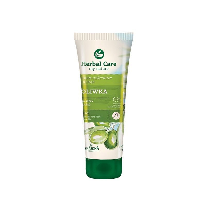 Herbal Care Olive Nutritional Hand Cream