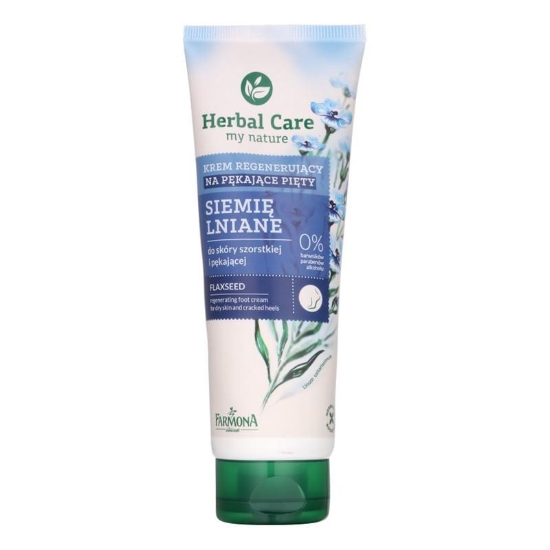 Herbal Care Flaxseed Regenerating Foot Cream