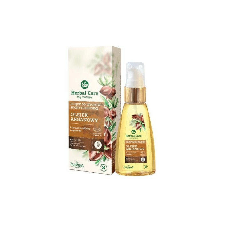 Herbal Care Argan Oil Nourishing Serum