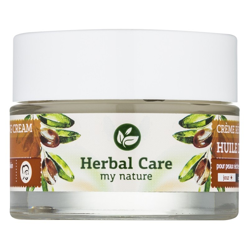 Herbal Care Argan Regenerating Cream