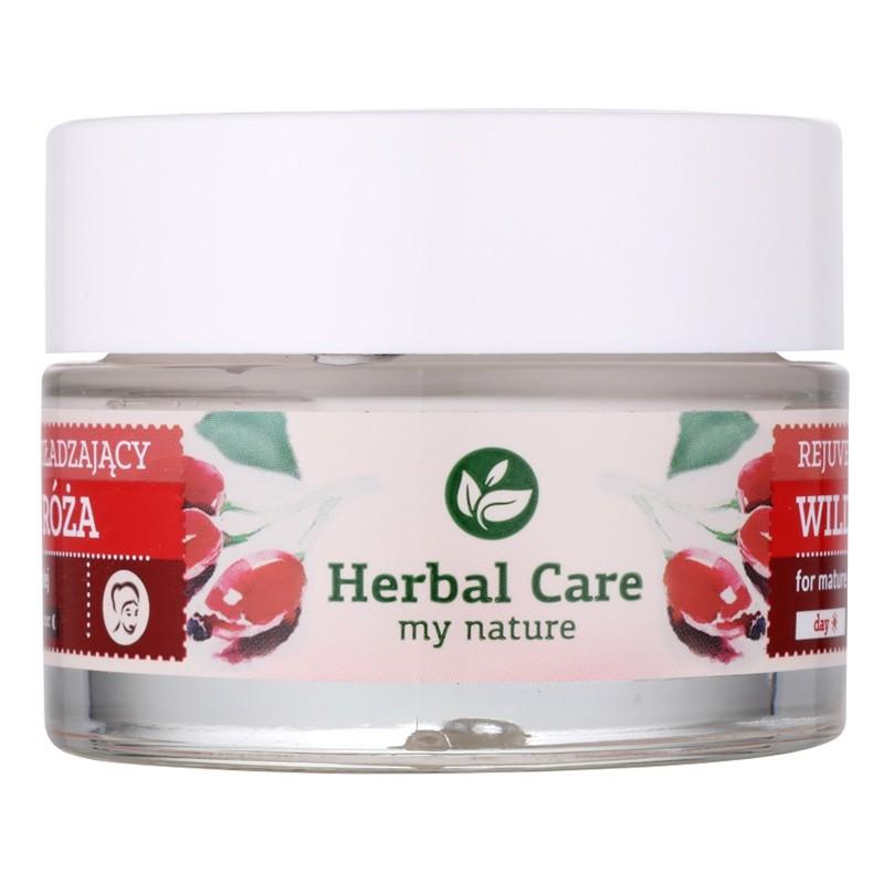 Herbal Care Wild Rose Rejuvenating Cream