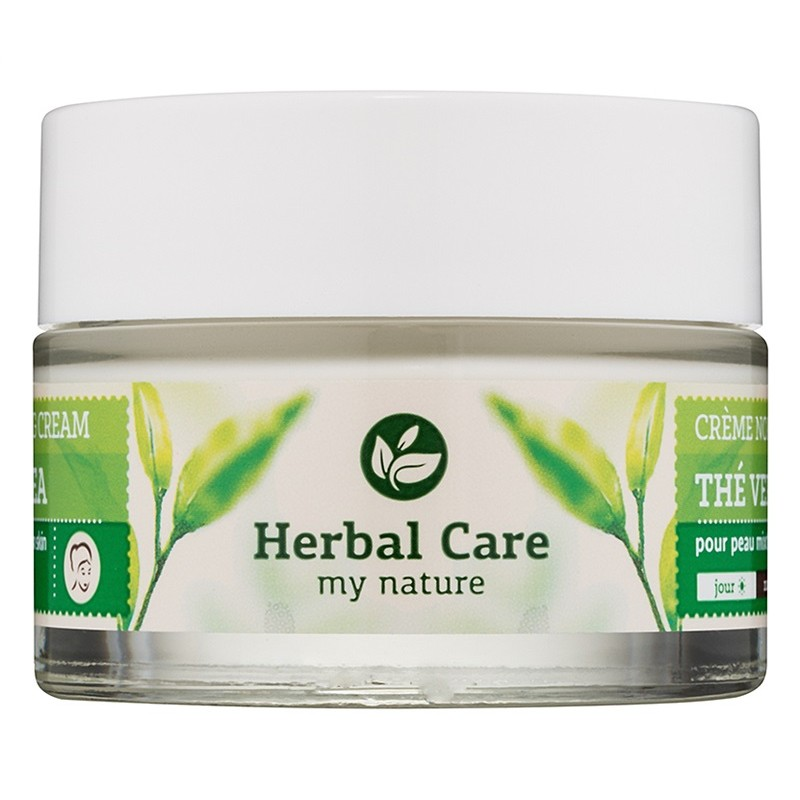 Herbal Care Green Tea Normalising Cream
