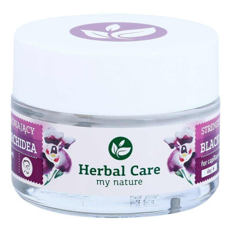 Herbal Care Black Orchid Strengthening Cream