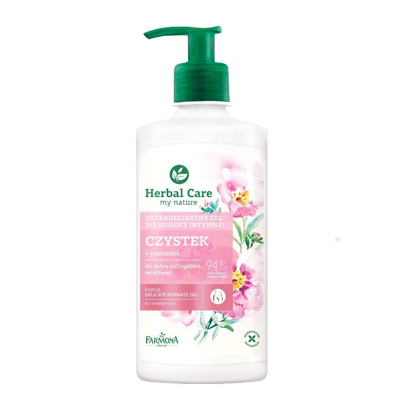 Herbal Care Cistus Delicate Intimate Gel