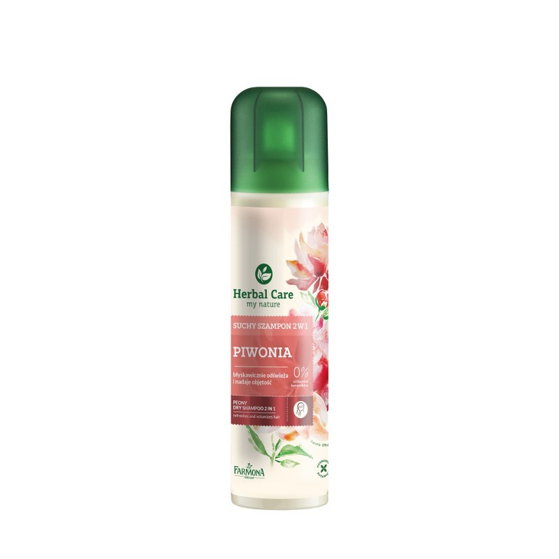 Herbal Care Peony Dry Shampoo