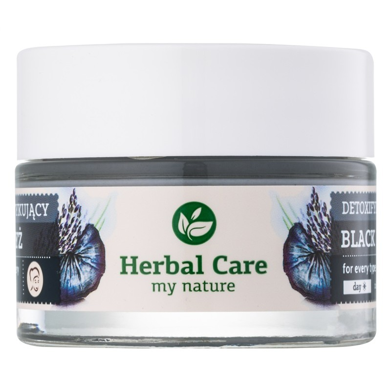 Herbal Care Black Rice Detoxifying Cream