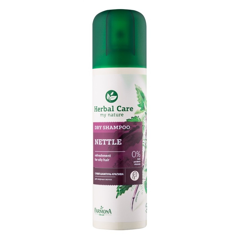 Herbal Care Nettle Dry Shampoo