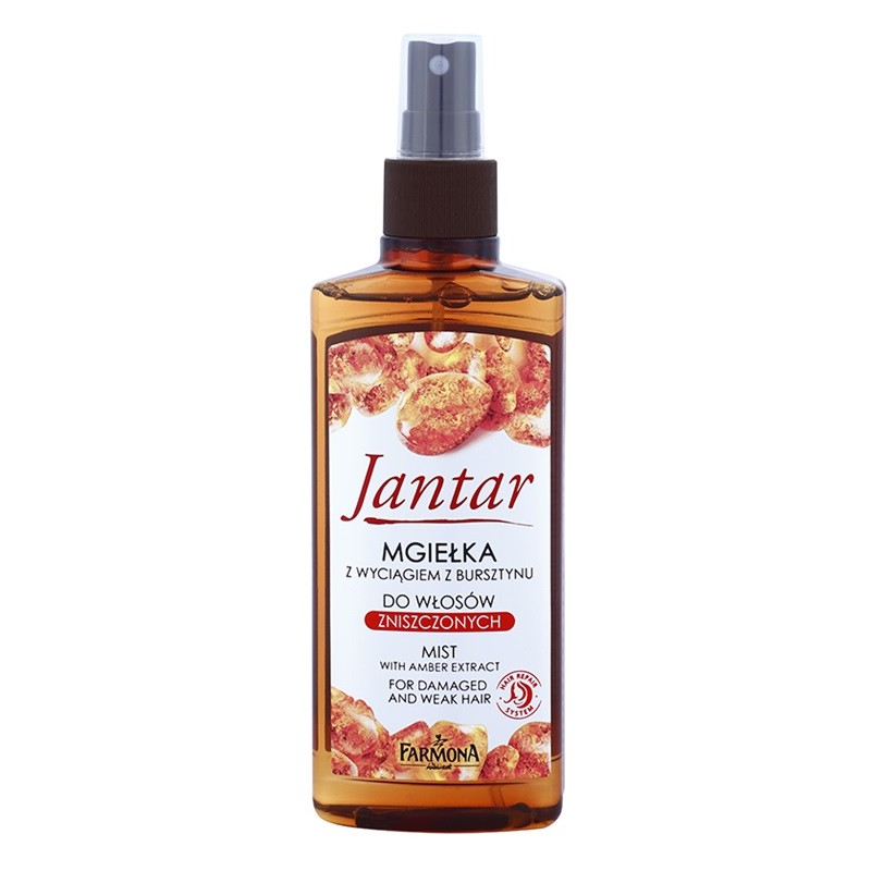 Jantar Amber Extract Mist Damaged & Weak Hair