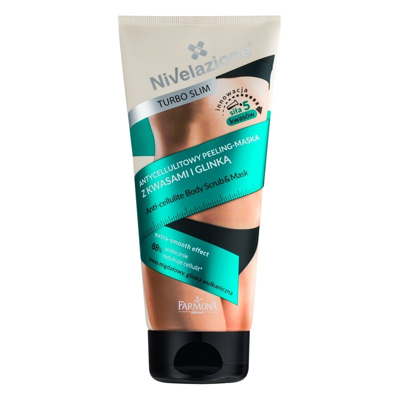 Nivelazione Turbo Slim Anti-Cellulite Body Scrub