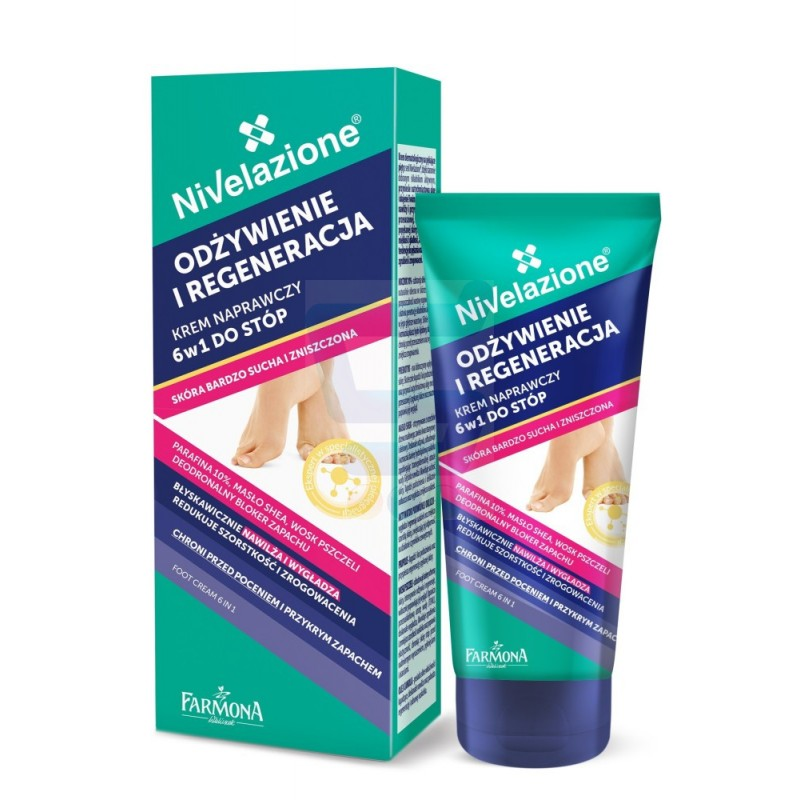 Nivelazione 6in1 Foot Cream
