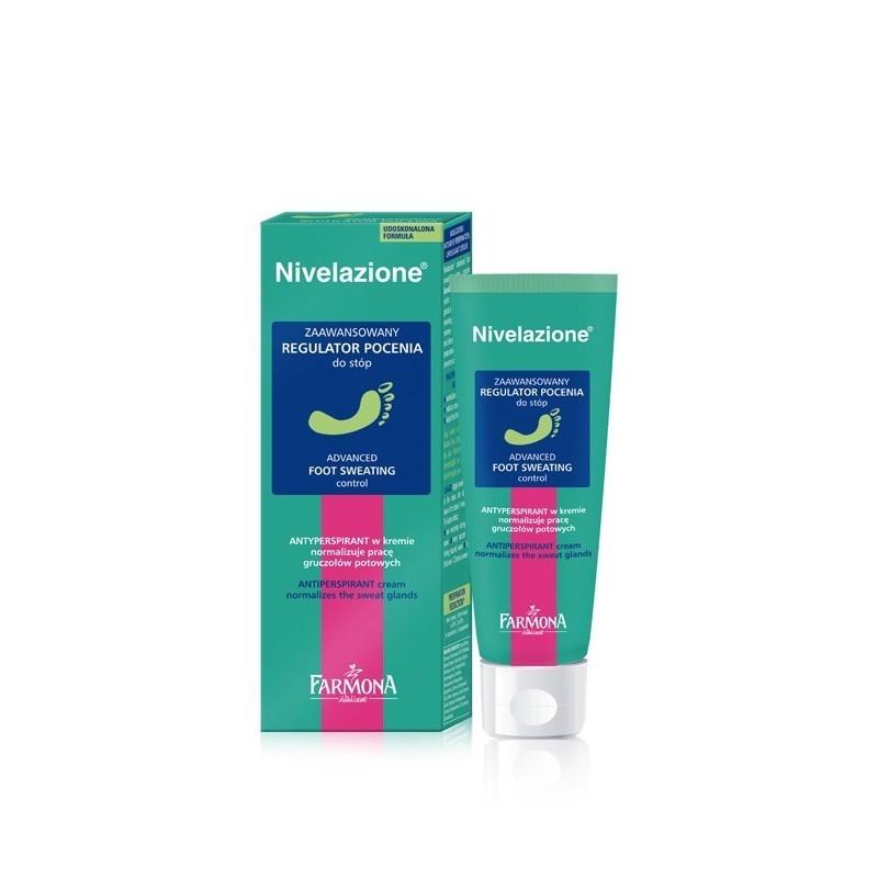 Nivelazione Advanced Foot Sweating Control