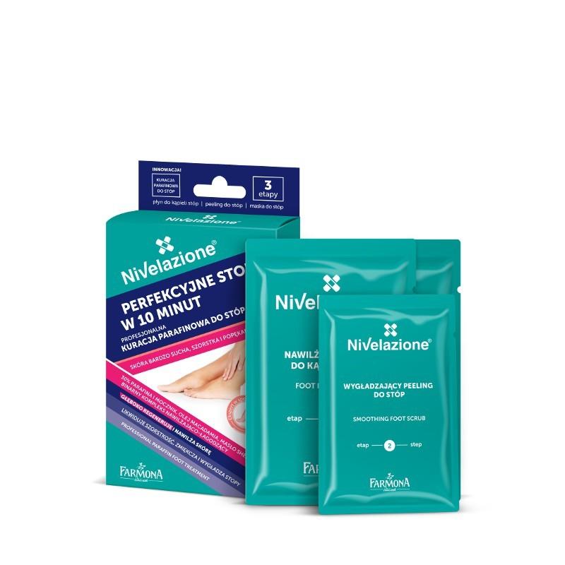 Nivelazione Professional Paraffin Foot Treatment